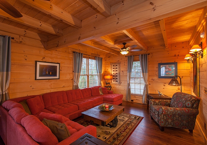 Sky High Lodge Blue Ridge Cabin Rentals North Ga