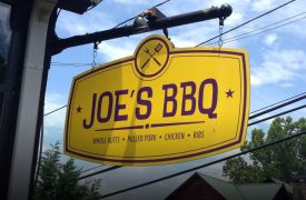 Joe's BBQ | Restaurants in McCaysville