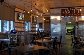 The Vault of Blue Ridge | Restaurants in Blue Ridge