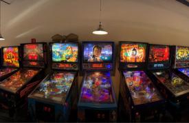 Vertigo Pinball | Cabin Rentals of Georgia