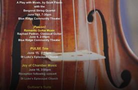Blue Ridge Classical Music Scene | Blue Ridge Chamber Music Festival