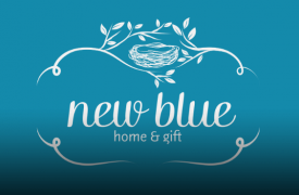 New Blue | Shopping Blue Ridge | Cabin Rentals of Georgia