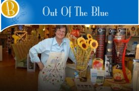 Out of the Blue | Shopping in Blue RIdge