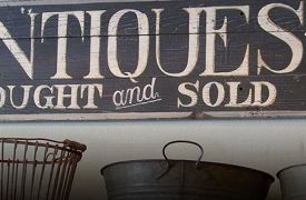 Antiques | Shopping in Blue Ridge