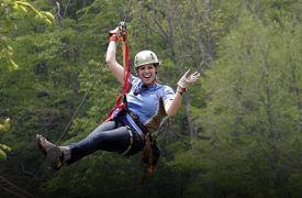 Zip-Lining | Activities in Blue Ridge | Cabin Rentals of Georgia