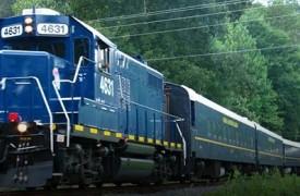 Blue Ridge Scenic Railway | Blue Ridge Activities | Cabin Rentals of Georgia