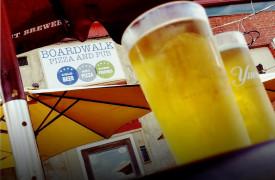 Boardwalk Pizza and Pub | Restaurants in Ellijay | Cabin Rentals of Georgia