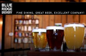 Blue Ridge Brewery | Eating in Blue Ridge
