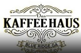 Das Kaffe Haus | Coffee Shops in Blue Ridge | Cabin Rentals of Georgia