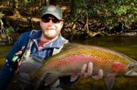 Fly Fishing Blue Ridge | Fishing in Blue Ridge | Cabin Rentals of Georgia