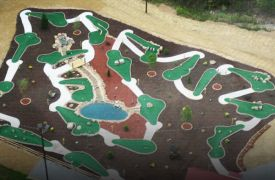 Cohutta Cove Mini Golf | Activities in Blue Ridge | Cabin Rentals of Georgia