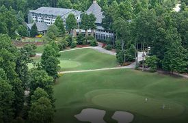 Golf in Blue Ridge - Brasstown Valley Resort - North Georgia