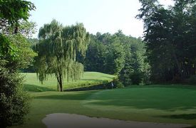 Golf - near Blue Ridge, GA - Whitepath Golf Course, North GA Mountains