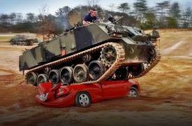 Tank Town USA | Activities in Blue Ridge | Cabin Rentals of Georgia