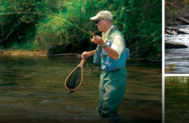 Trout Fishing Blue Ridge, GA