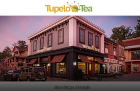 Tupelo Tea | Shopping in Blue Ridge | Cabin Rentals of Georgia
