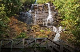 Amicalola Falls | Waterfalls & Hiking | Blue Ridge Activities