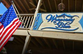 Wrapsody In Blue | Shopping in Blue Ridge | Cabin Rentals of Georgia
