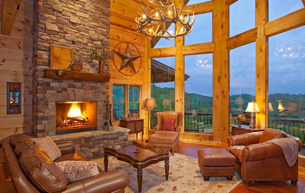 Outlaw Ridge Cabin | Blue Ridge Cabins on the Toccoa
