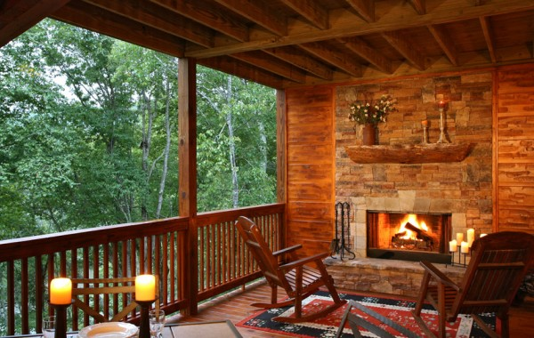 sky north the cabin image creek cabins in up rentals ga gilmer blue