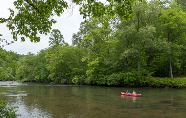 Down By The River Blue Ridge Cabin Rentals Toccoa River