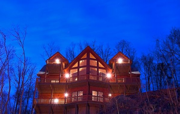 guide travel lodging rental rentals creekwood cabins parkway ridge blue featured cabin