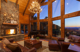 Royal Mountain Lodge | Cabin Rentals of Georgia