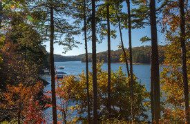 Overlake Cottage | Cabin Rentals of Georgia | Lake Blue Ridge
