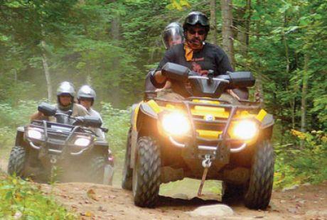 Atv And Orv Trails Near Blue Ridge Ga Cabin Rentals Of Georgia