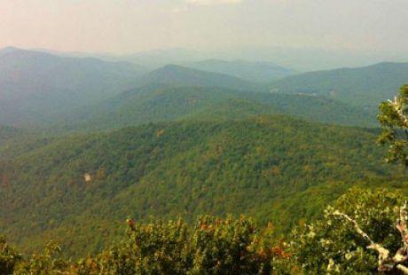 92a5decdb1e Blood Mountain Trail. Hiking