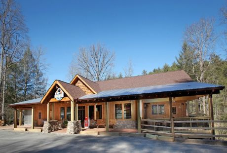 Toccoa Riverside Restaurant Cabin Rentals Of Georgia