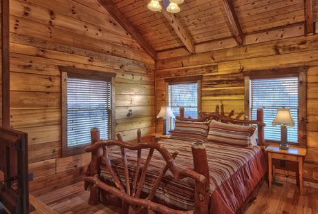 Hiwassee River Sanctuary North Carolina Cabin Rentals