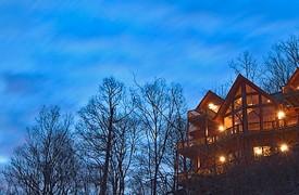 Riverview Lodge | Cabin Rentals of Georgia | Blue Ridge Cabin Rentals