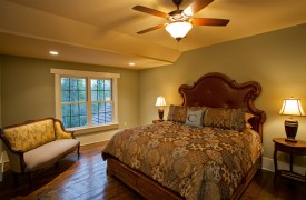 Cadence Ridge | Cabin Rentals of Georgia | King Suite on Second Level