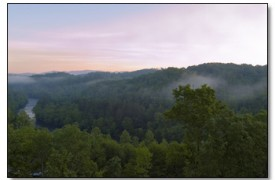 Riverview Lodge | Cabin Rentals of Georgia | Another Beautiful View