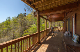Evening Shade Lodge | Blue Ridge Cabin Rentals | Cabin Rentals of Georgia