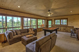 Blue Ridge Cabin Rentals | Aska Adventure Area | Mountain Views | Cabin Rentals of Georgia