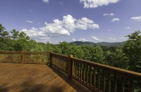 Bella Vista Lodge | Cabin Rentals of Georgia | Panoramic Views
