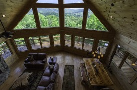 Bella Vista Lodge | Cabin Rentals of Georgia | Perfect Vacation Spot