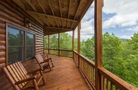 Bella Vista Lodge | Cabin Rentals of Georgia | Perfect Spot For Coffee
