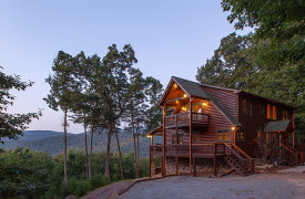 Blue Ridge Bliss | Cabin Rentals of Georgia | Exterior