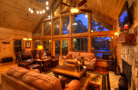 Blue Ridge Lake Sanctuary | Cabin Rentals of Georgia | Blue Ridge Luxury