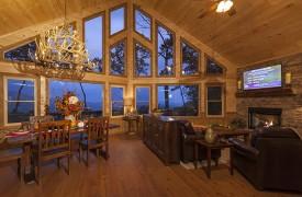 Arcadia | Cabin Rentals of Georgia | Exquisite Decor