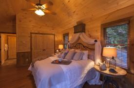 Arcadia | Cabin Rentals of Georgia | Luxurious Linens
