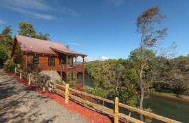 Hiwassee River Run | Cabin Rentals of Georgia | Murphy Cabin Rentals