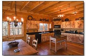 Riverview Lodge | Cabin Rentals of Georgia | Spacious Gourmet Kitchen