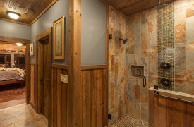 The Great Getaway | Cabin Rentals of Georgia | King Master EnSuite