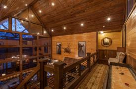The Great Getaway | Cabin Rentals of Georgia | Loft
