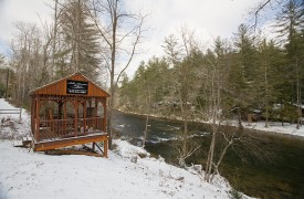 Aska Adventure Outpost | Cabin Rentals of Georgia | Toccoa River