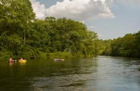 A Rivers Bend | Cabin Rentals of Georgia | Enjoy Toccoa River Below